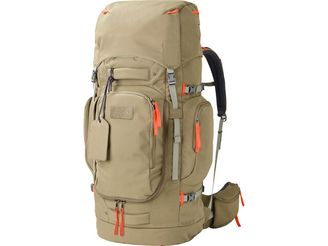 Jack Wolfskin Freeman 65 Pack burnt olive